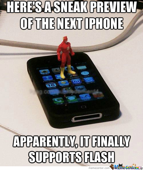 Memecenter Users Get The First Sight Of The Next Iphone
