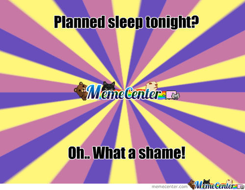 Memecenter Vs Sleep