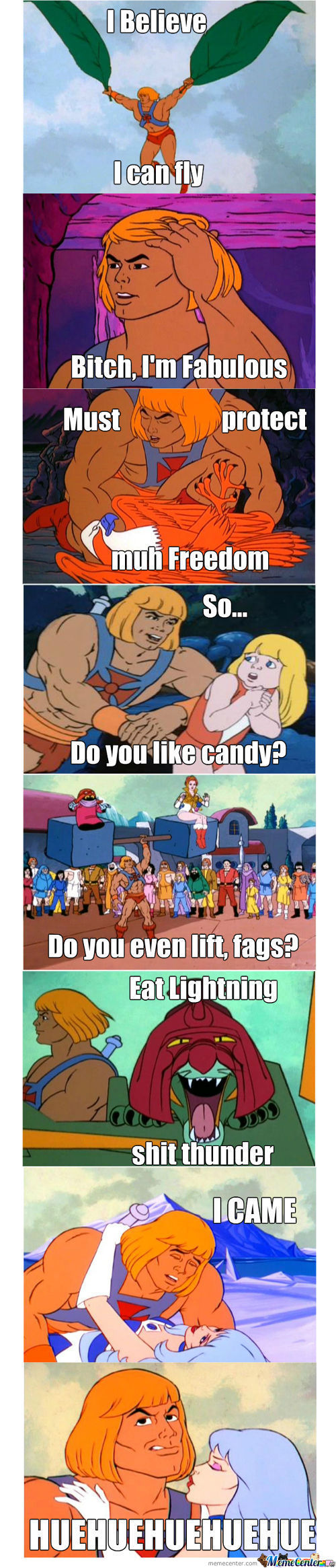 Mememoments With He-Man