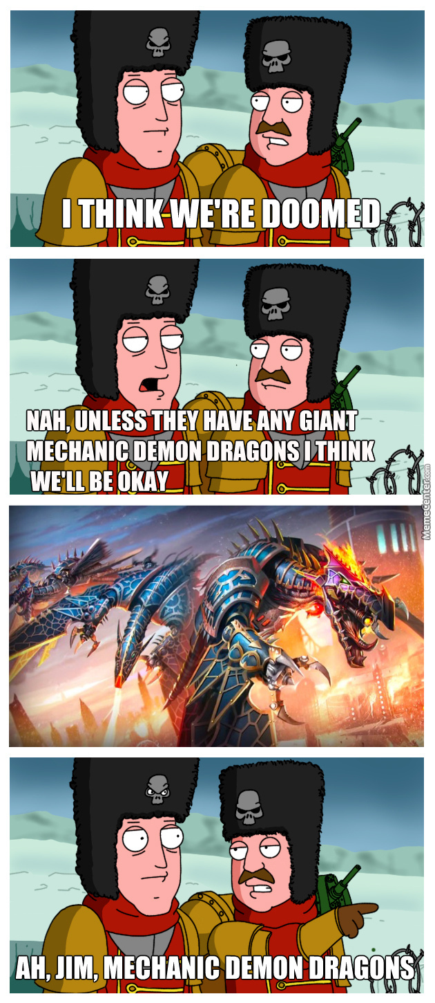 Men! Fix Bayonets!