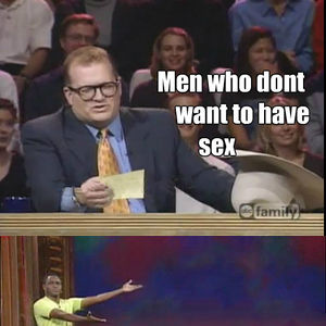 When men dont want to have sex