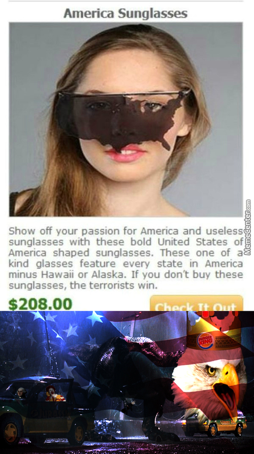 Merica Thats Why