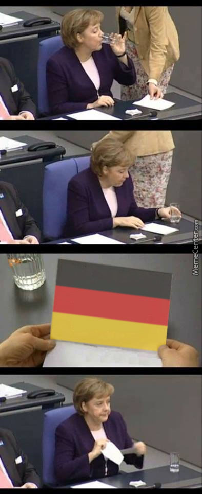 Merkel Right Now