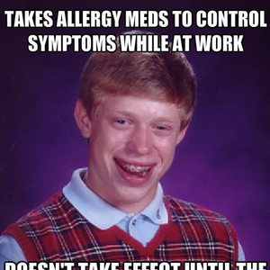 Funny Quotes About Seasonal Allergies Quotesgram