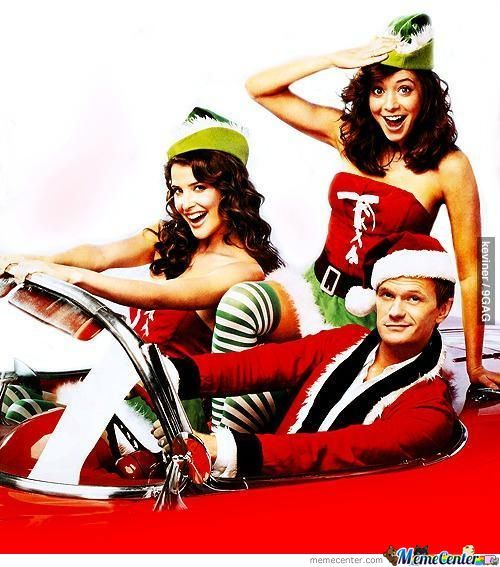 Merry christmas and happy holidays from your favorite tv - Your favorite show ...