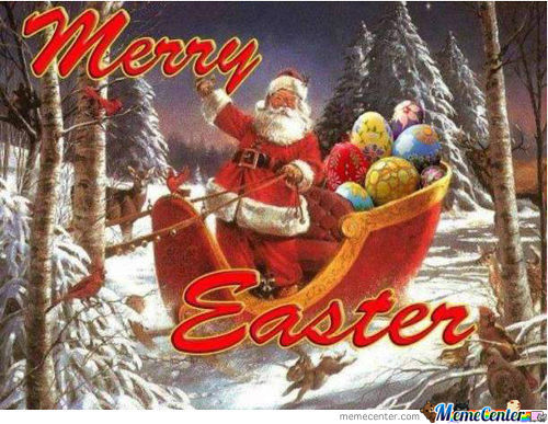 Merry Easter Everyone!
