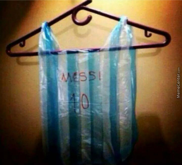 huge selection of f145b f69ea Messi's Wc2014 Jersey For Sale by beerz - Meme Center