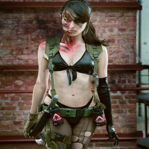 Metal Gear Solid V Quiet Cosplay Is Absolutely Solid By Barcaborn