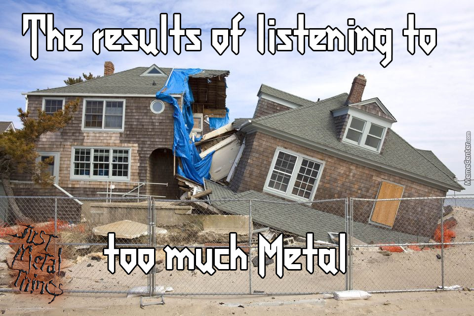 Metal On Full Volume