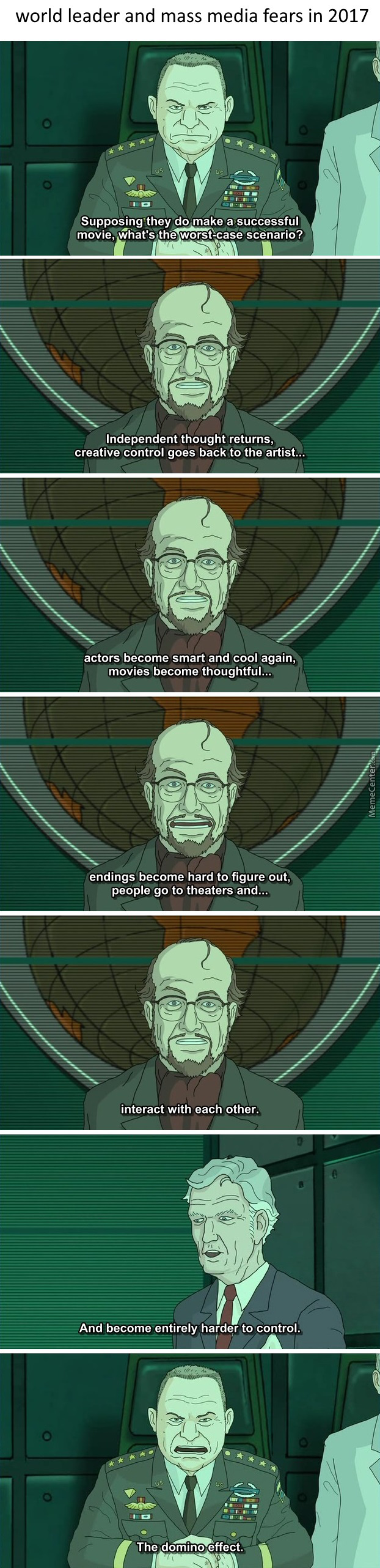 Metalocalypse About The Truth