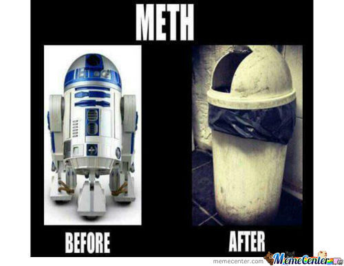 Meth, Not Even Once