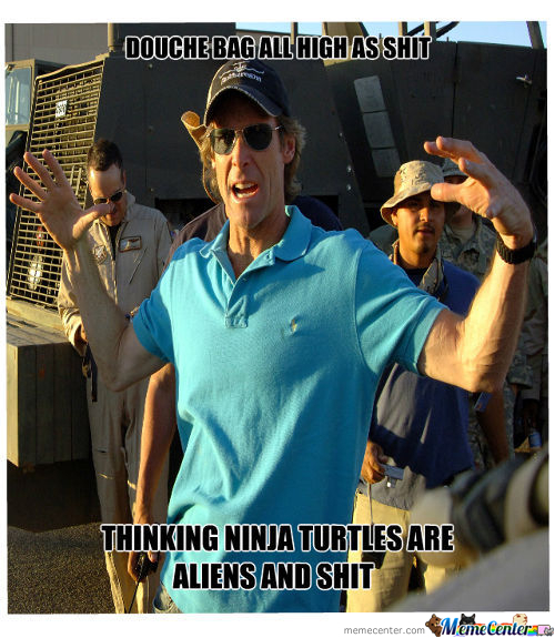 Michael Bay Is Lame!!