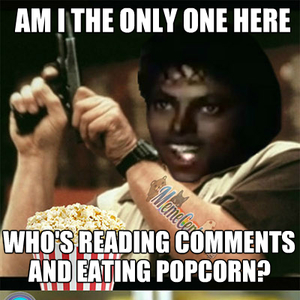 michael jackson is reading comments and eating popcorn again_fb_3740837 michael jackson is reading comments and eating popcorn again