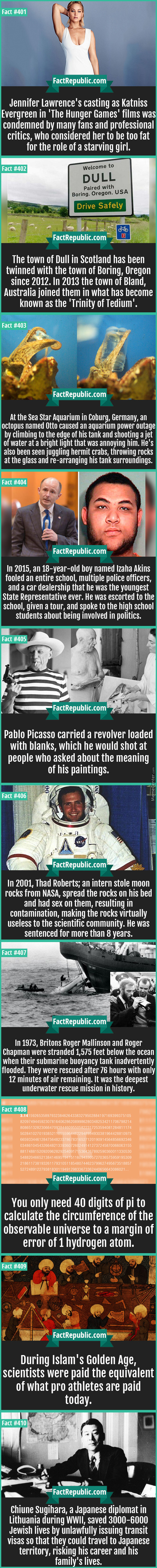 Mind Blowing Facts !!