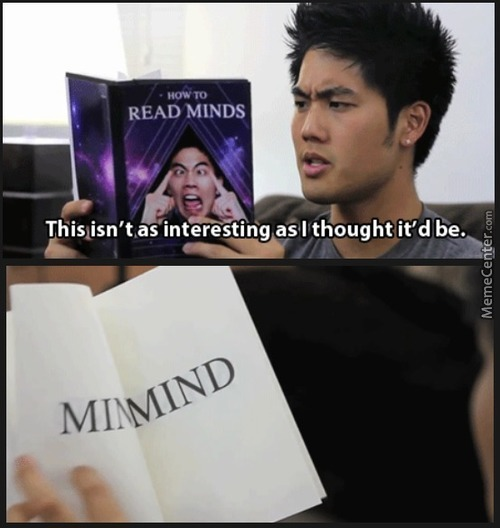 Mind Reading For Dummies