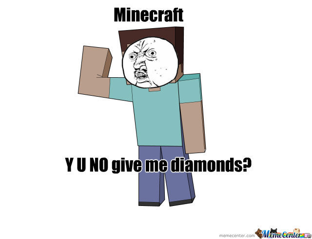 Minecraft: Diamonds