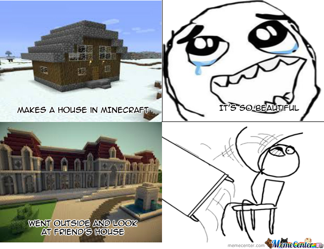 Minecraft House By Yolo Flores2000
