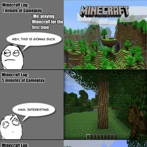 Minecraft Nostalgia By Swiitch Meme Center