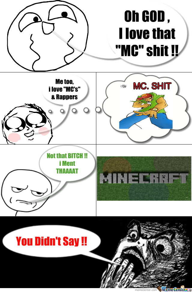 Minecraft Players !!