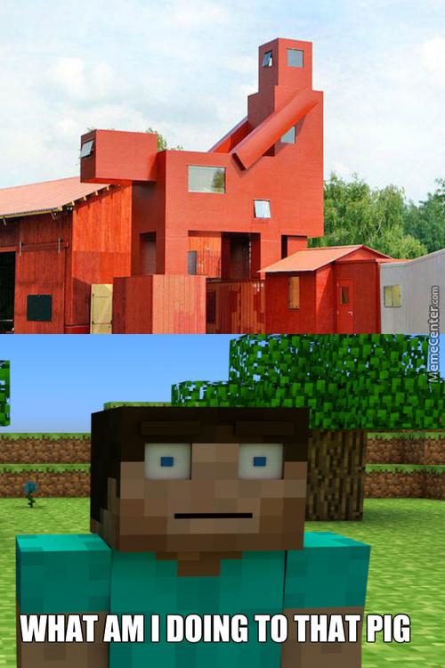 Minecraft The Blocky Porno Edition