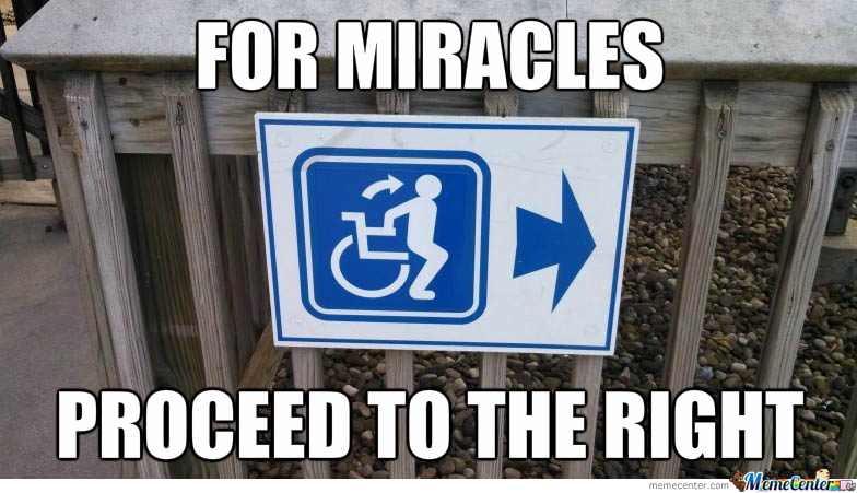 Miracles This Way
