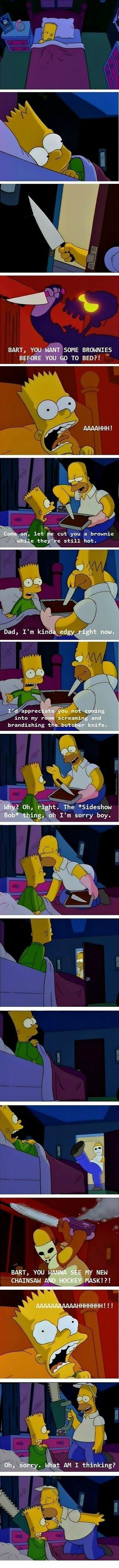 Miss The Old Simpsons