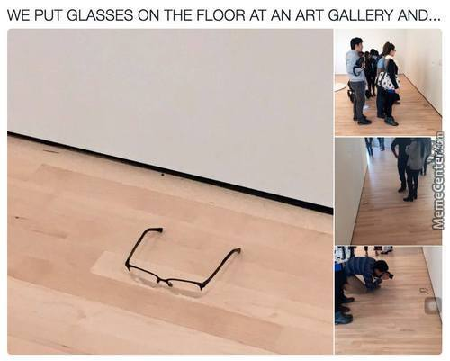 Modern Art Is Shit! Shit!!!