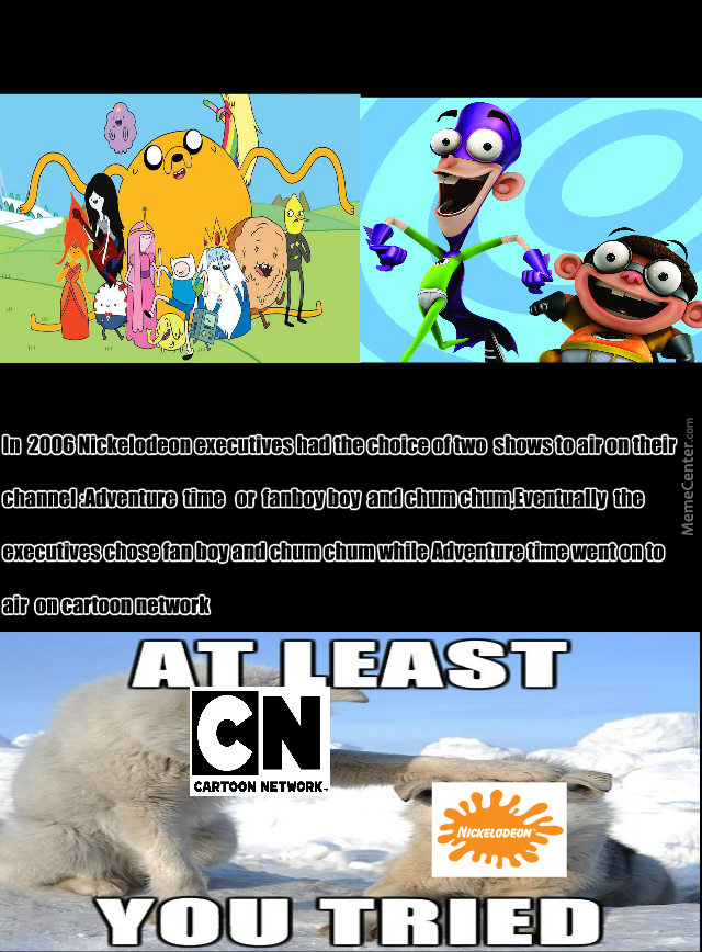 Modern  Nickelodeon Is Garbage