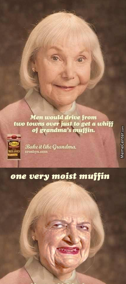 Moist Muffin By Awkwardnarwhal Meme Center