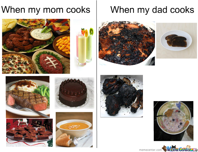 Mom And Dad Cooks