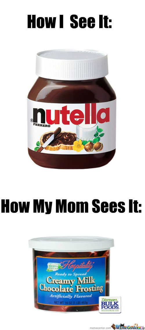 Mom, You Could Never Understand