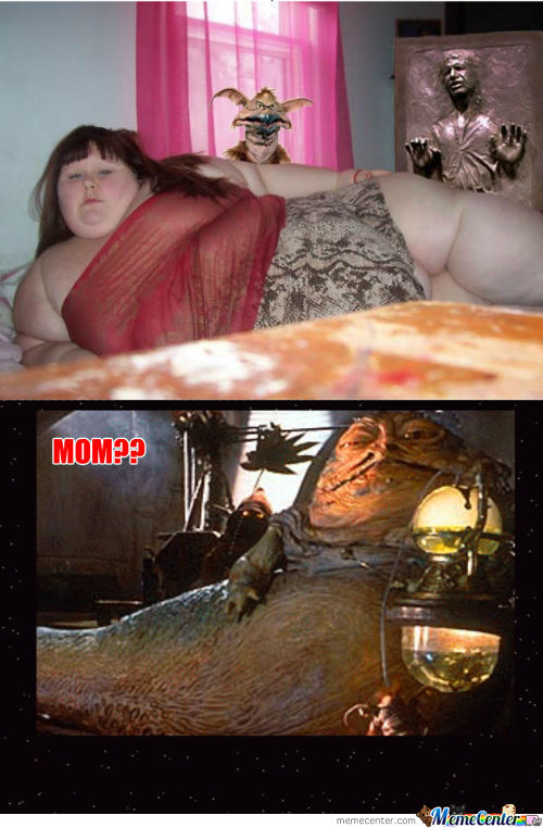 Mommy The Hutt