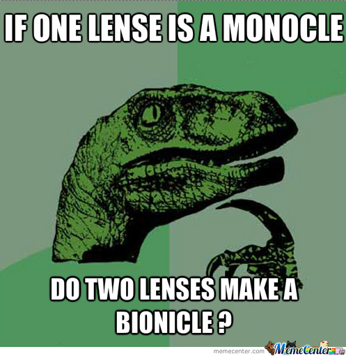 Monocles They Are Like Scouters For Old People