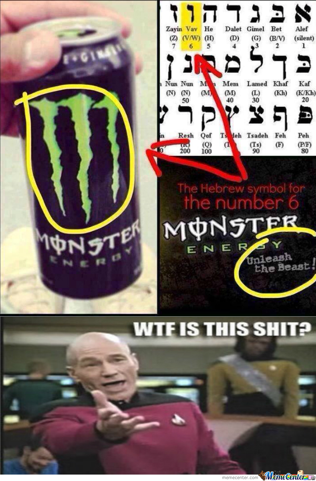 Yeah You Drink That Monster