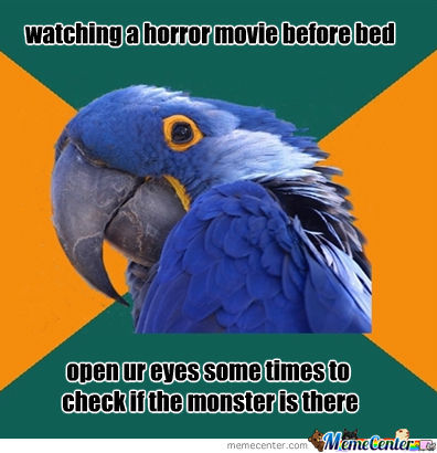 Monster Is Watching U
