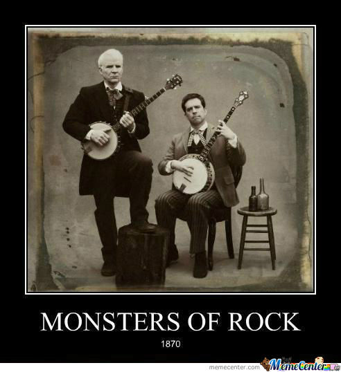 Monsters Of Rock... 1870