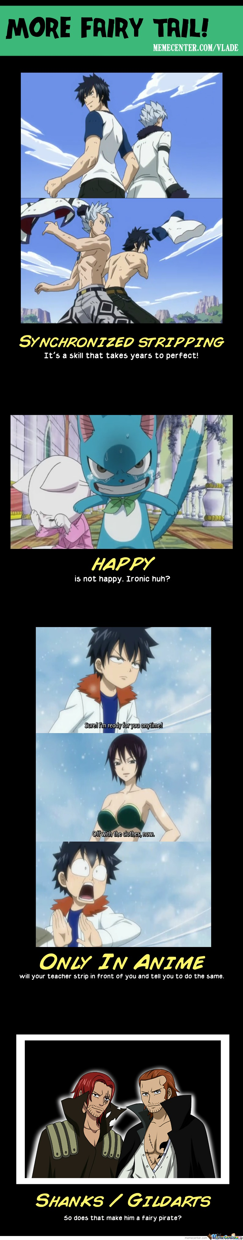 Anime Characters React Fanfiction : More fairy tail by vlade meme center
