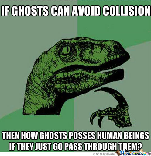 More Ghosts...