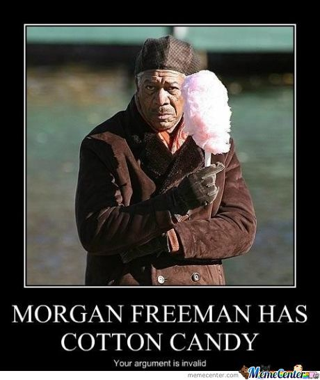 morgan freeman has cotton candy_o_588062 cotton candy memes best collection of funny cotton candy pictures,Candy Meme
