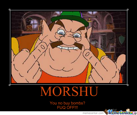 morshu hates you_o_1694071 morshu hates you by dinnerwarrior meme center,Morshu Meme