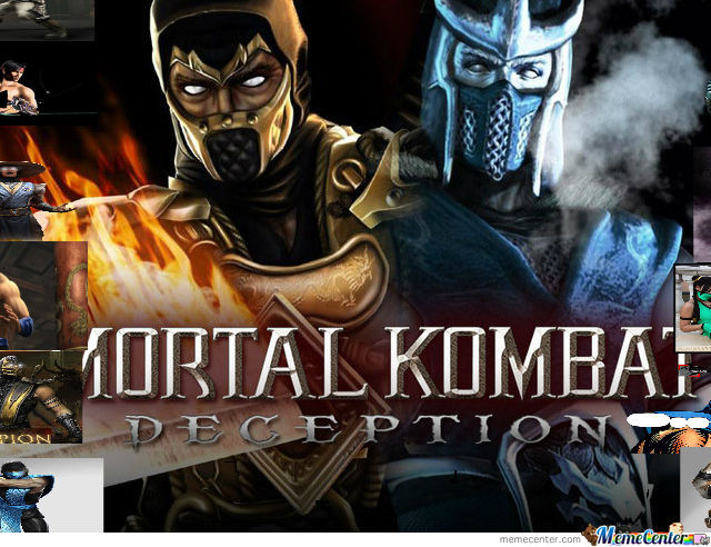 Mortal Kombat Famous Fighters
