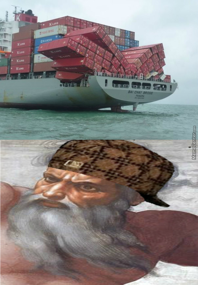 Moses- Trolling Before It Was Scumbag.