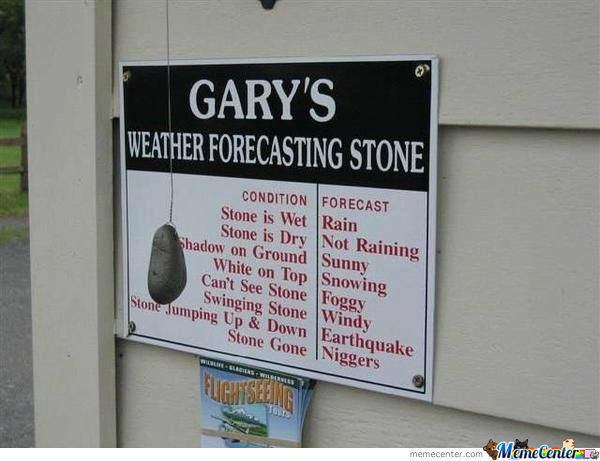 Most Accurate Weather Man Ever