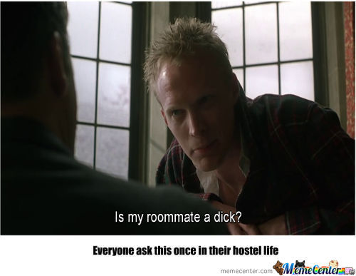 Most Famous Roomie Question