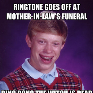 mother in law amp 039 s funeral_fb_1572941 mother in law's funeral by jmask123 meme center,Mother In Law Meme