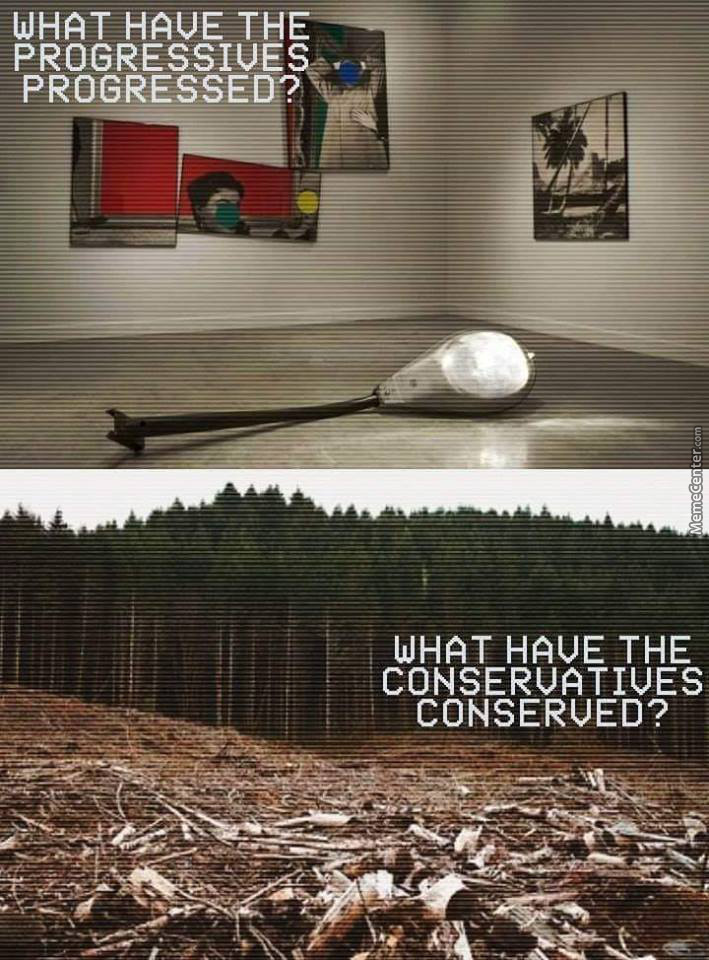 Mother Nature Is The Ultimate Fascist. Save Trees Not Refugees.