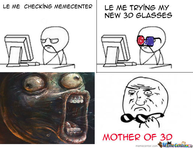 Mother Of 3D