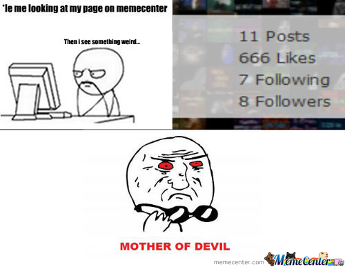 Mother Of Devil