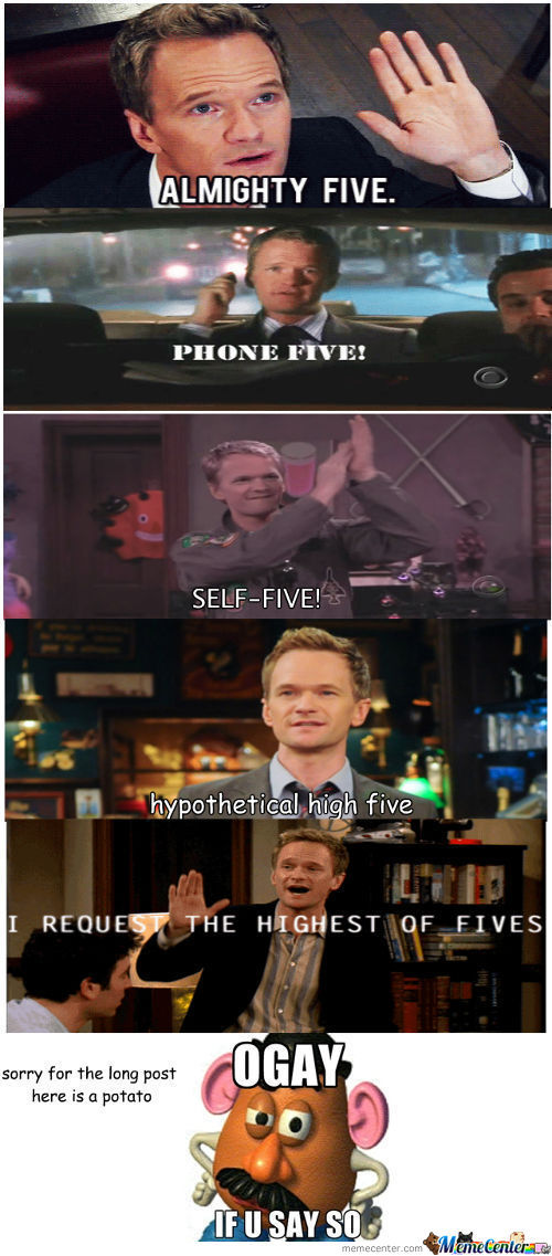 Mother Of High Fives