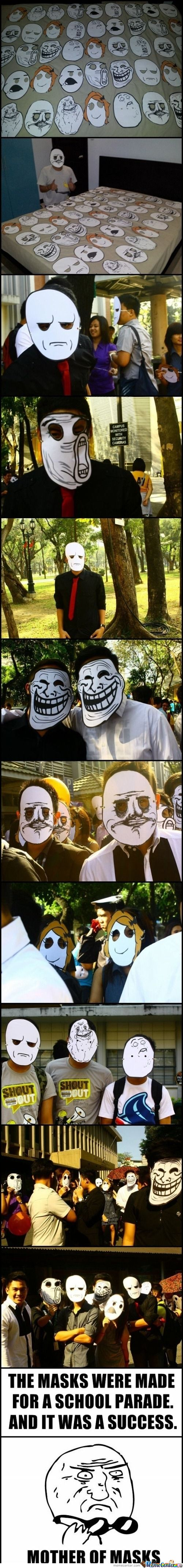 Mother Of Masks